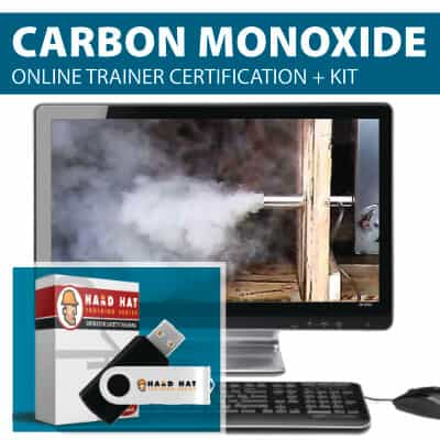 Carbon Monoxide Train the Trainer Certification Online Course