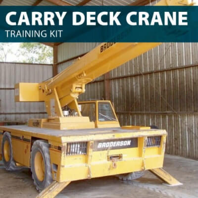 Carry Deck Crane Training from Hard Hat Training