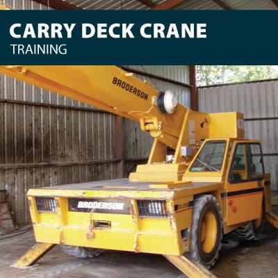 carry deck crane training certification