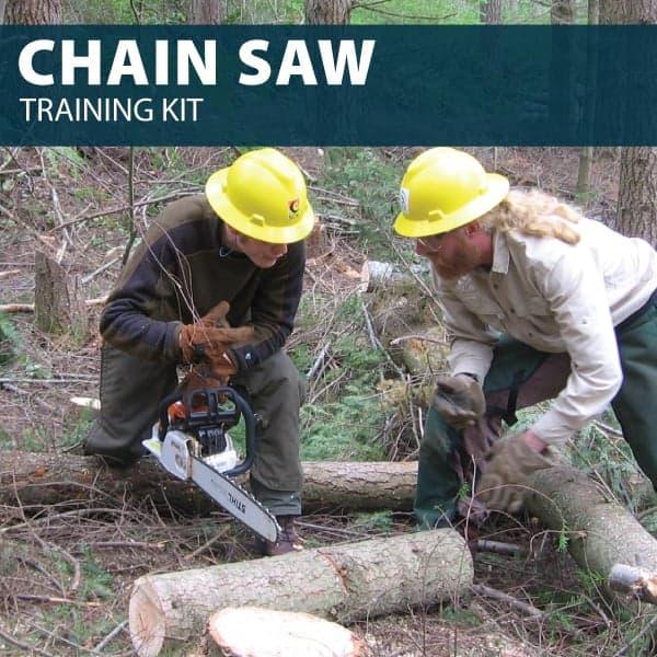 chainsaw training