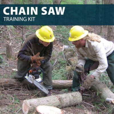 Chainsaw Training Kit - Learn Chainsaw Safety - Get Chainsaw Certification