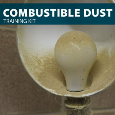 Combustible Dust Training Kit from Hard Hat Training