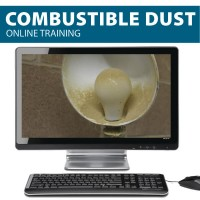 Online Combustible Dust Training from Hard Hat Training
