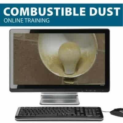 Combustible Dust Online Training