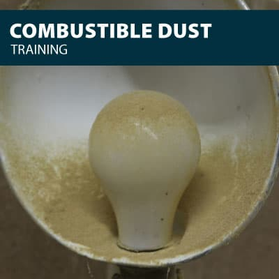 combustible dust training certification