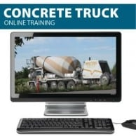 Concrete Truck Online Training