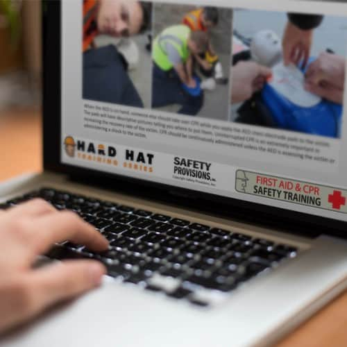 first aid and cpr training online