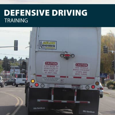 defensive driving training certification