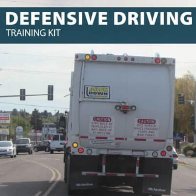 Defensive Driving Training Kit