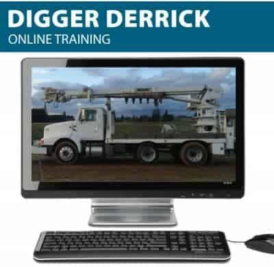 Digger Derrick Online Training
