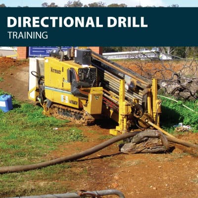 directional drill training certification