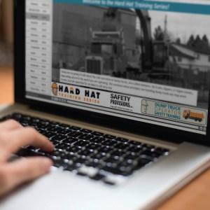 dump truck training online