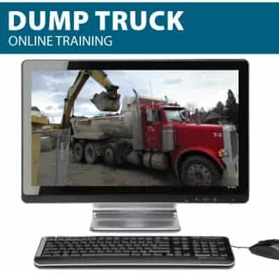 Dump Truck Online Training