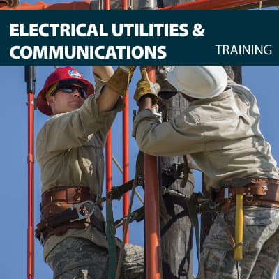 electrical utilities communication training certification