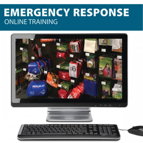 Online Emergency Response Training from Hard Hat Training