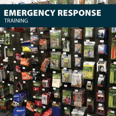 emergency response training certification