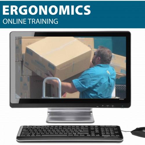ergonomics training online