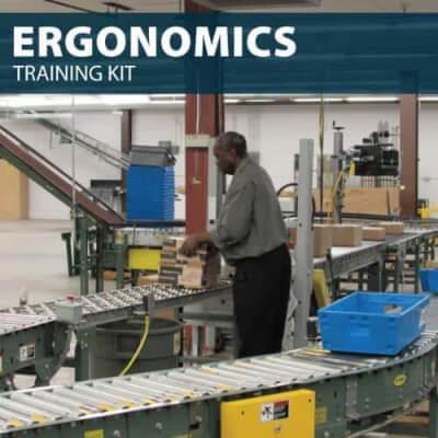 ergonomics training kit
