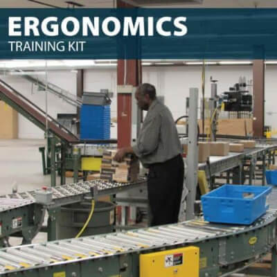 Ergonomics Training Kit by Hard Hat Training