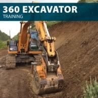 360 Excavator Training by Hard Hat Training