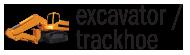 excavator trackhoe