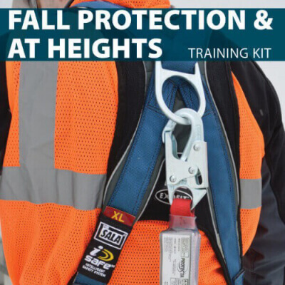 Fall Protection Training Kit from Hard Hat Training