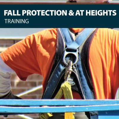 fall protection training certification