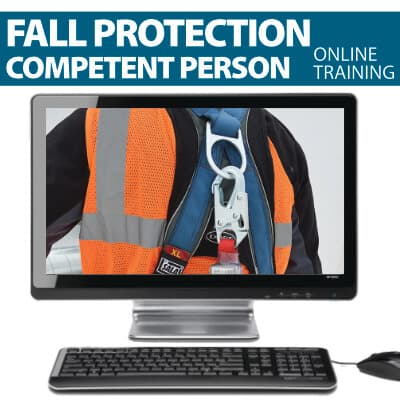 Fall Protection Competent Person Training Online