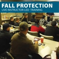 Fall Protection Live Training by Hard Hat Training