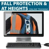 Fall Protection/At Heights Online Training