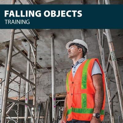 falling objects training certification