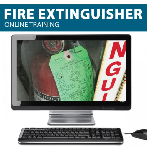 Online Fire Extinguisher Training from Hard Hat Training