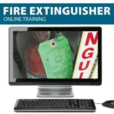 Fire Extinguisher Online Training