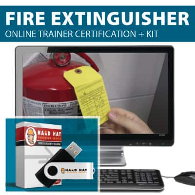 Fire Extinguisher Train the Trainer Certification