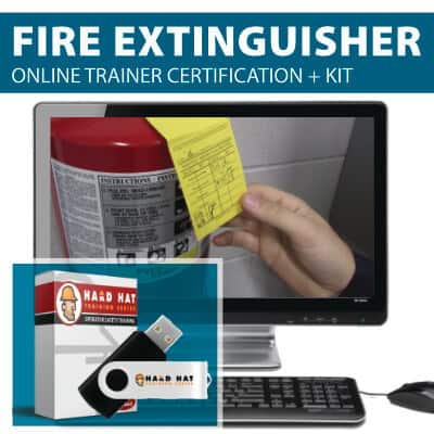 Fire Extinguisher Trainer Certification - Canada