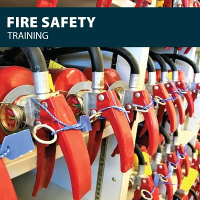 fire safety training certification