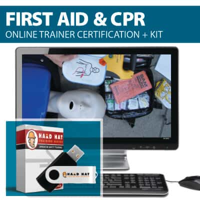 First Aid and CPR Train the Trainer Certification Course