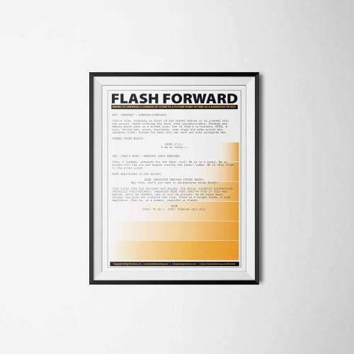 arc flash poster