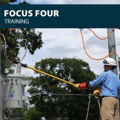 focus four training certification