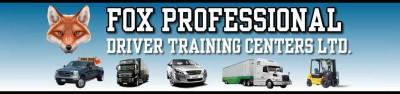 Fox Professional Driving Training Centers LTD