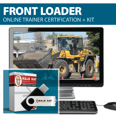 Front Loader Train the Trainer