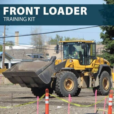Front End Loader Training/Wheel Loader Training Kit - Get Your Front End Loader Certification with this Loader Operator Training