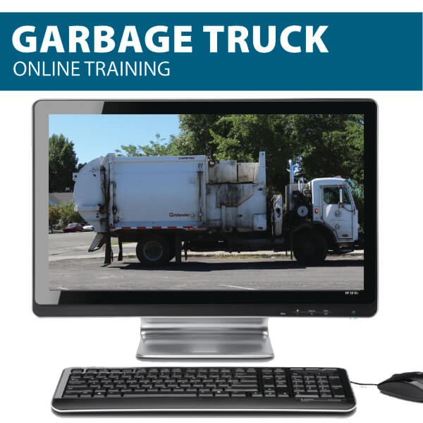 Online Garbage Truck Training from Hard Hat Training