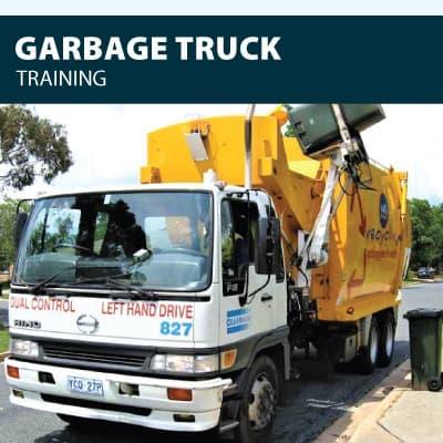 garbage training certification