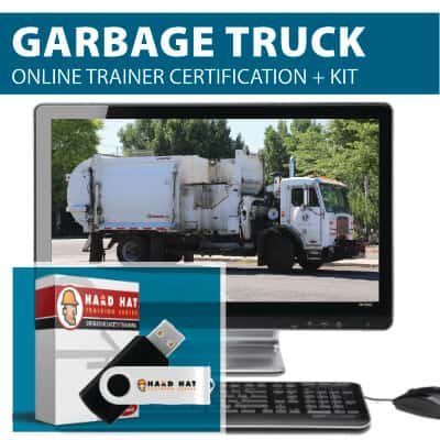 Garbage Truck Train the Trainer Certification Course Online
