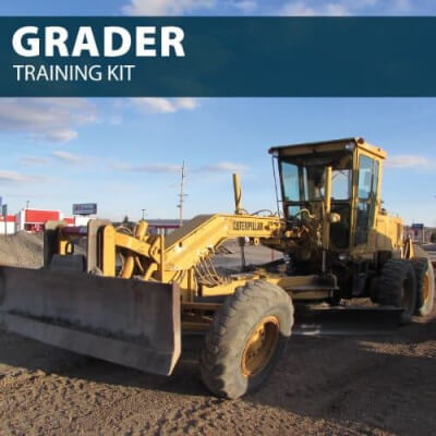 Grader Training Kit by Hard Hat Training