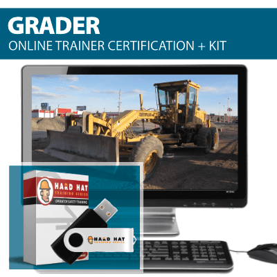Grader Train the Trainer Certification