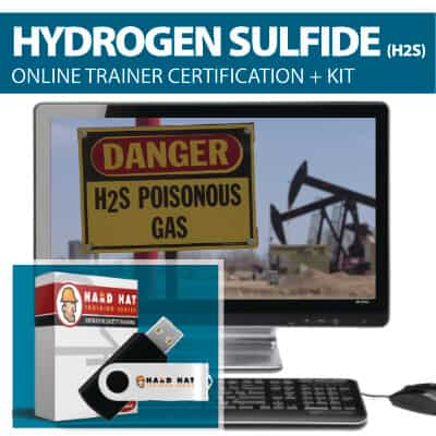 H2S Train the Trainer Certification Online Course