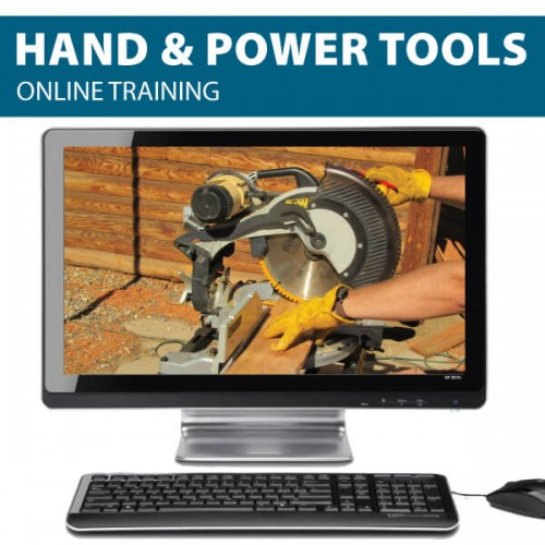 Online Hand and Power Tools Safety Training from Hard Hat Training