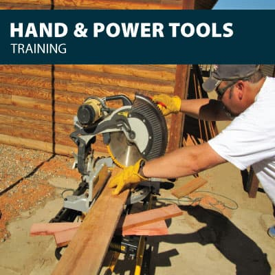 hand power and tools training certification
